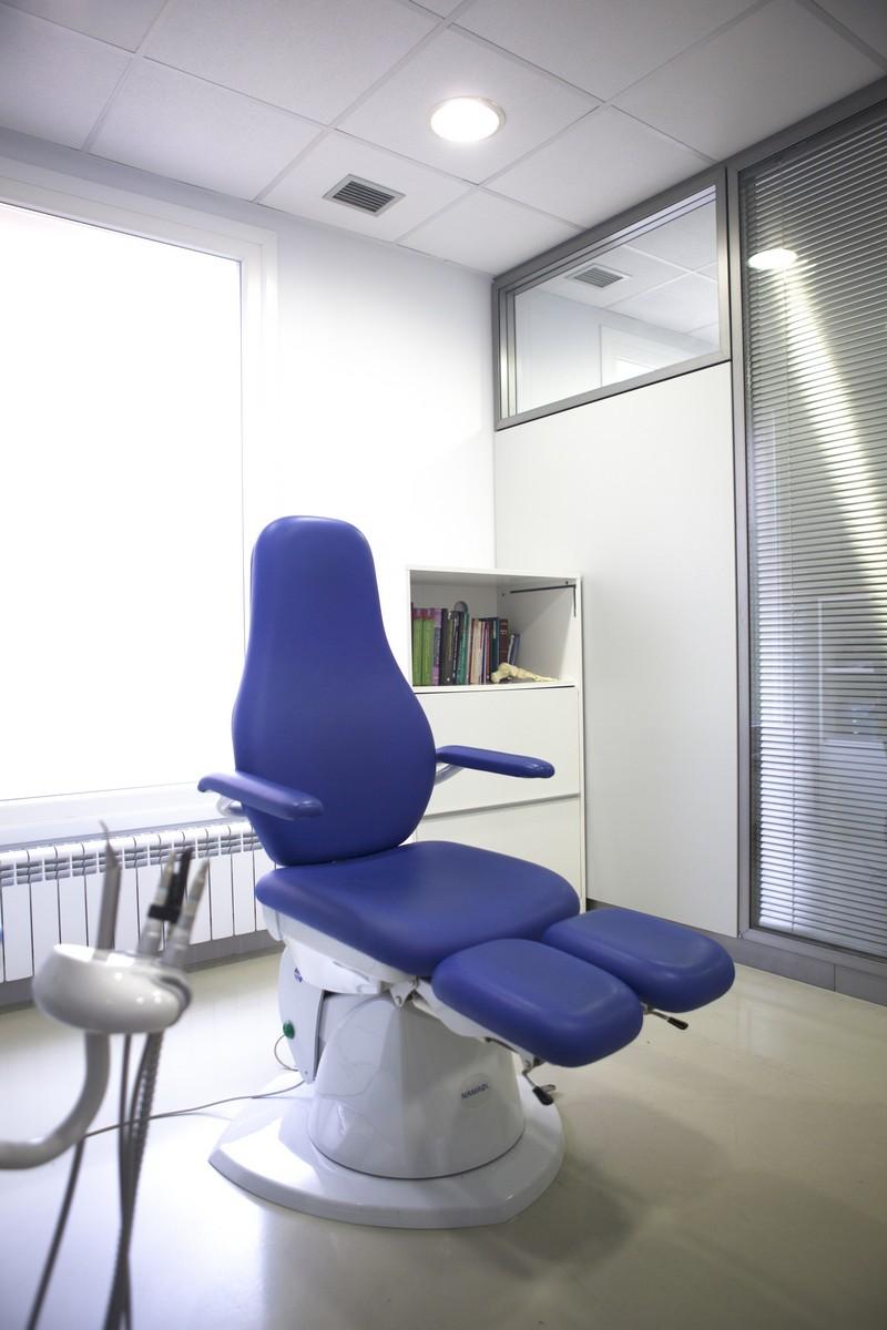 Sala de tratamientos quiropodológicos